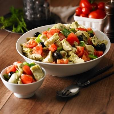 Tomato and Artichoke - Serves 8 People