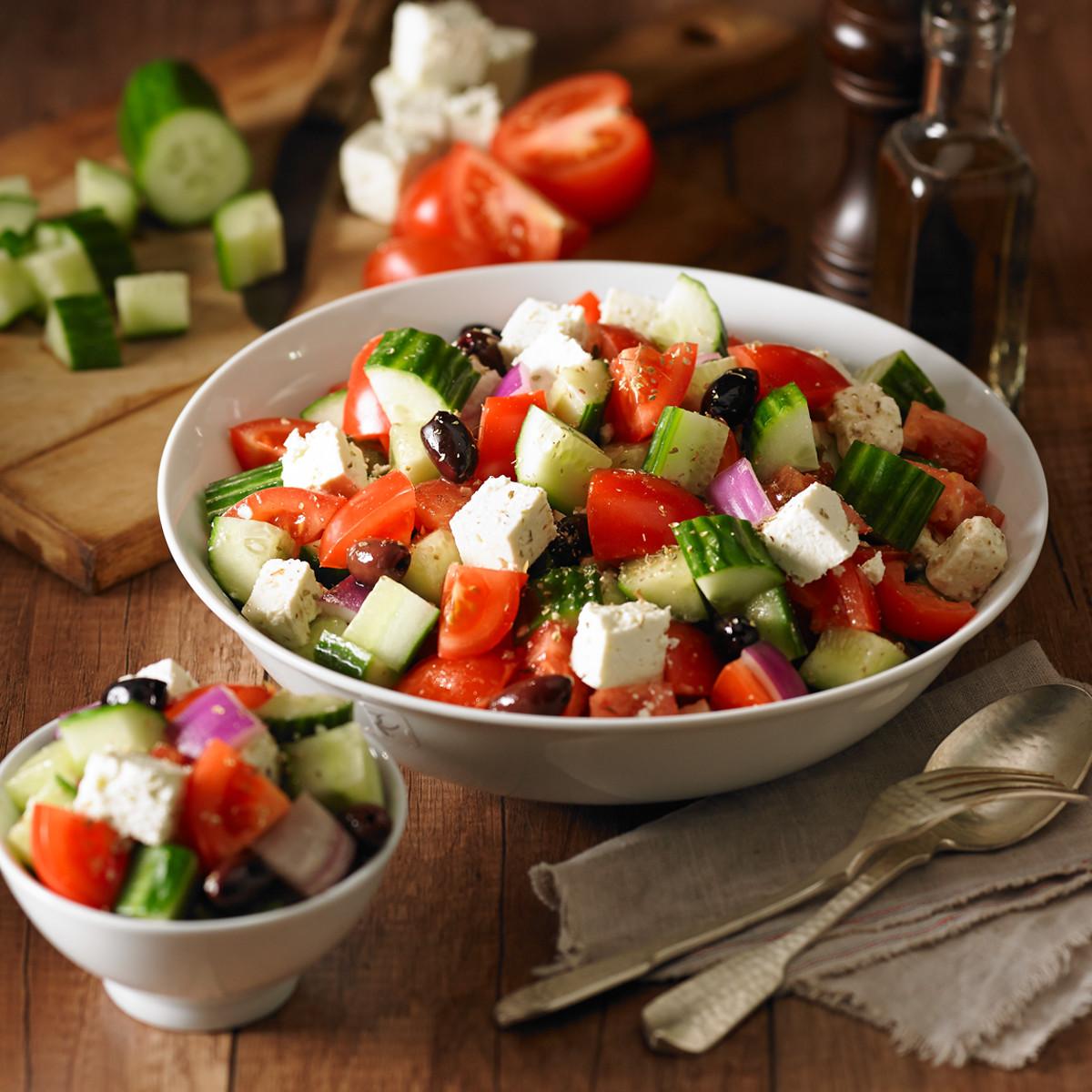 Greek Salad - Serves 8 People