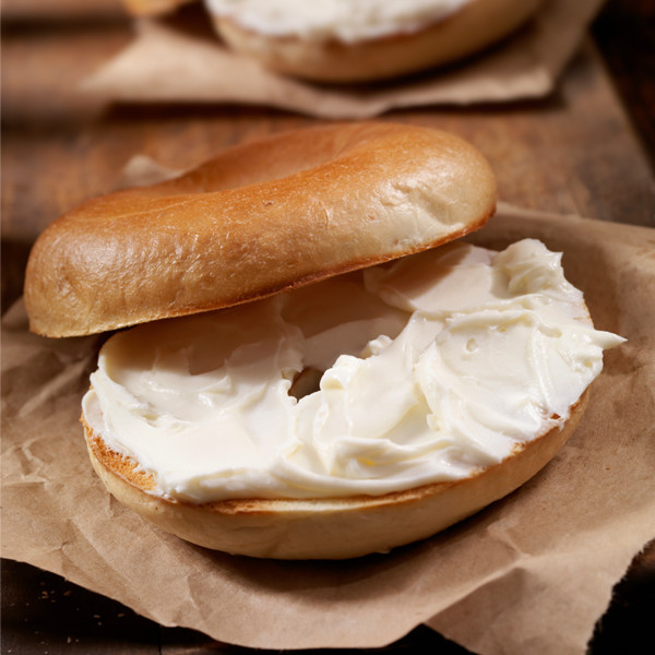 Bagel with Cream Cheese