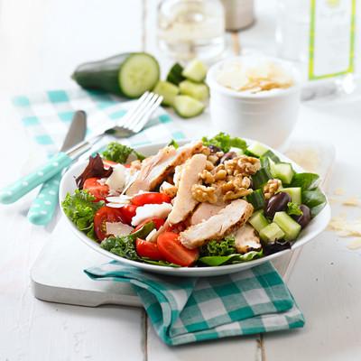 Tuscan Summer Salad