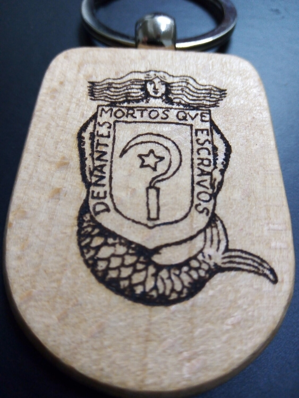 Chaveiro Escudo Galiza