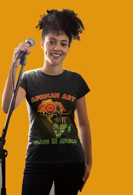 Made In Africa T-Shirt