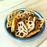 Lotus Root Chips