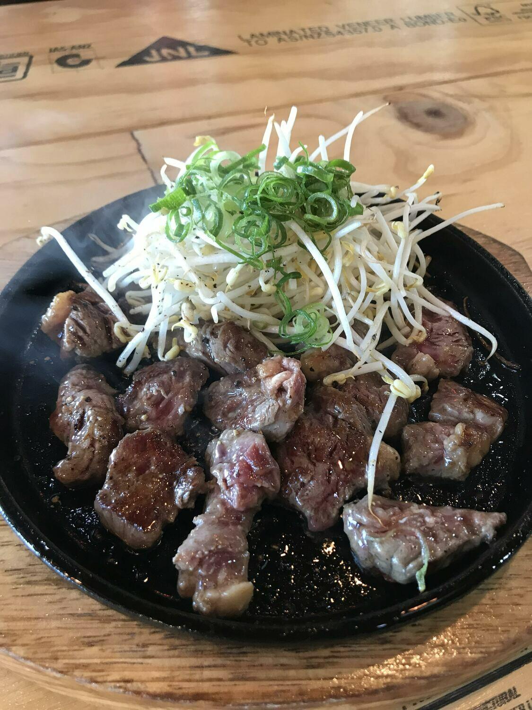 Beef Scotch Steak