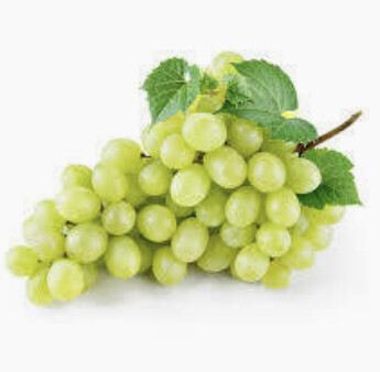 GRAPES, WHITE SEEDLESS (2 LBS)