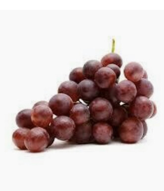 GRAPES 🍇 RED SEEDLESS (2 LBS)
