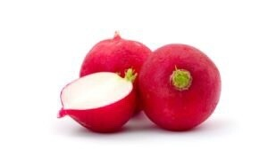 RADISHES, RED (1 LBS.)