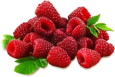 BERRIES, RASPBERRIES (6 OZ.)