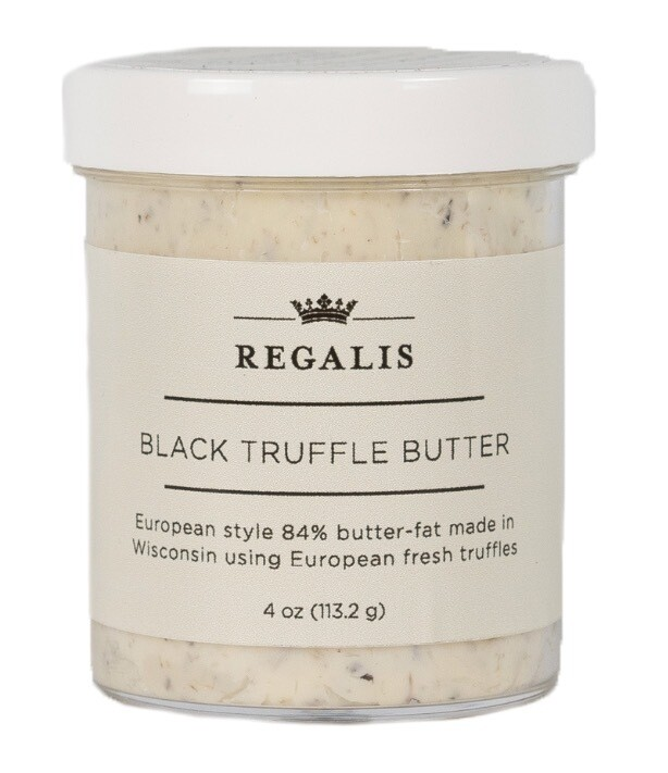 IMPORTED, 🇮🇹 BLACK TRUFFLE BUTTER. (4oz.)