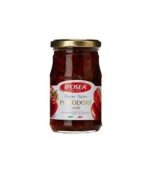 IMPORTED, ITALY, SUN-DRIED TOMATOES IN OIL. (11.2 oz.)