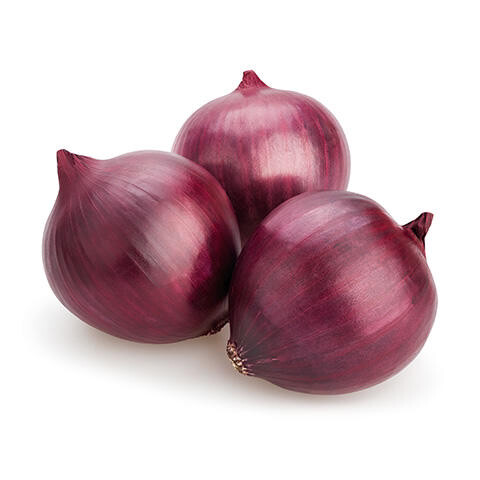 ONIONS, RED (2 Lbs.)