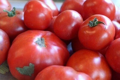 *OHIO GROWN* TOMATOES, RED-ROUND (2#)