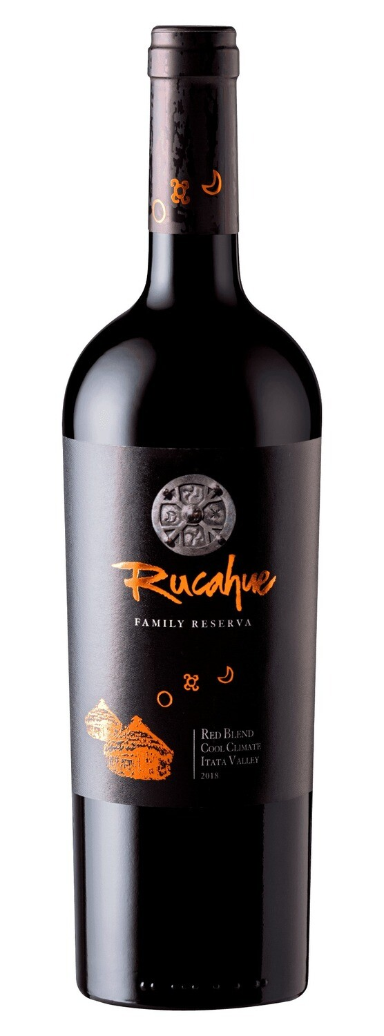 RUCAHUE RED BLEND FAMILY RESERVA