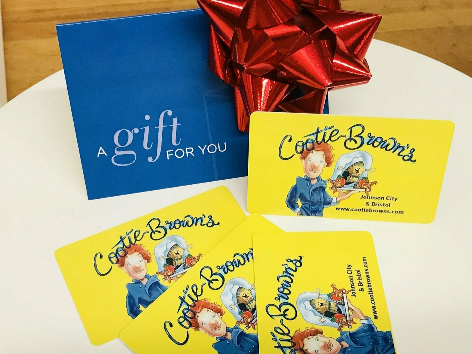 Cootie Brown's Gift Card $50