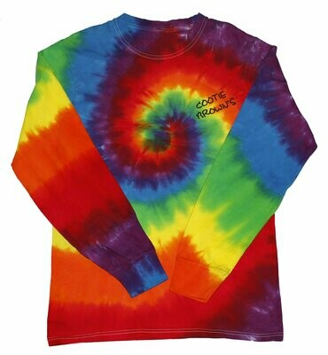 Cootie Brown's Tie-Dye Adult Long Sleeve
