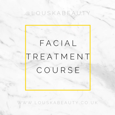 Facial Courses Offer 6x treatments for the price of 5