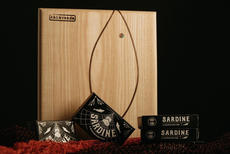 Kacaveeda Custom Cutting Board