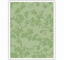 Tim Holtz- Embossing Folder Floral