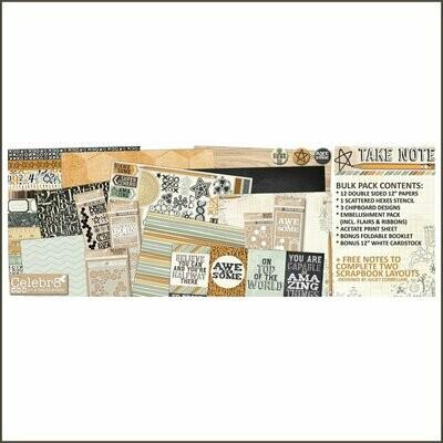 Celebr8 - Take Note Bulk Collection Pack