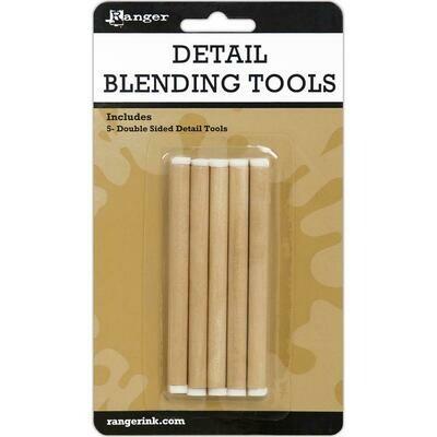 Ranger - Detail Blending Tools - 5 pack