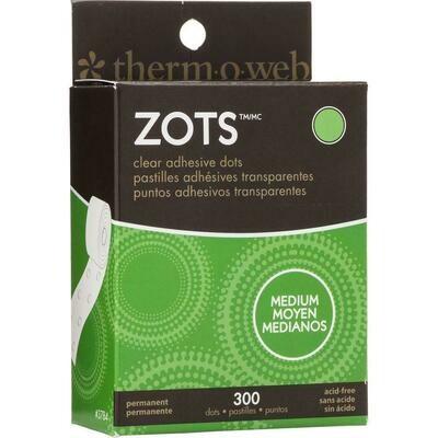 Thermo-O-Web - Zots Medium - 300 pk