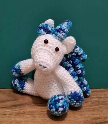 Unicorn Blue Multi