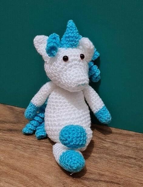 Unicorn Blue