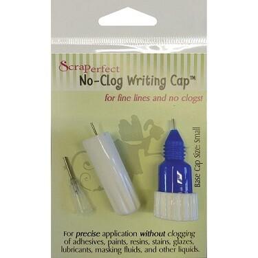 ScraPerfect - No Clog Writing Cap Set - Medium Bottles