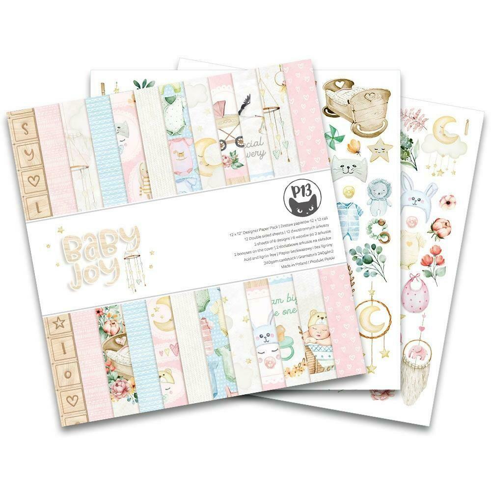 P13 -Baby Joy  12 x 12 Collection