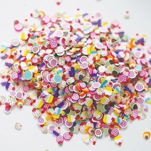 Dress My Craft - Shaker Mix Dessert Mix - 5grms