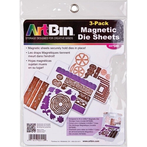 ArtBin - Set of three Magnetic Storage Sheets