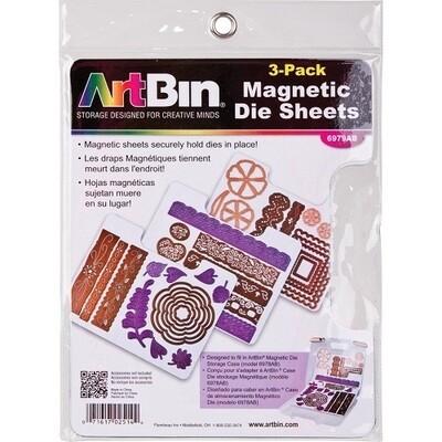 ArtBin - Set of three Magnetic Storage Sheets