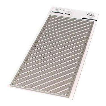 Pink Fresh - Slim  Diagonal Stripes PF035ES