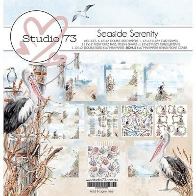 Studio 73 - Seaside Serenity -  12 x 12 Paper Collection