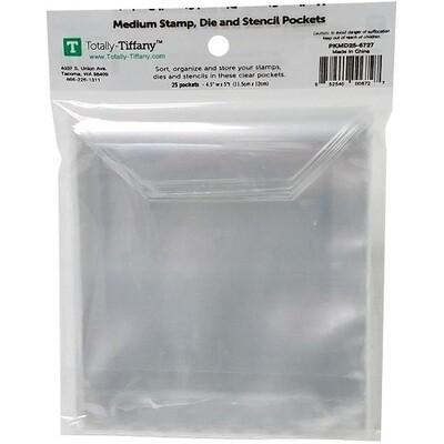 Totally Tiffany - Die Storage Envelopes Medium