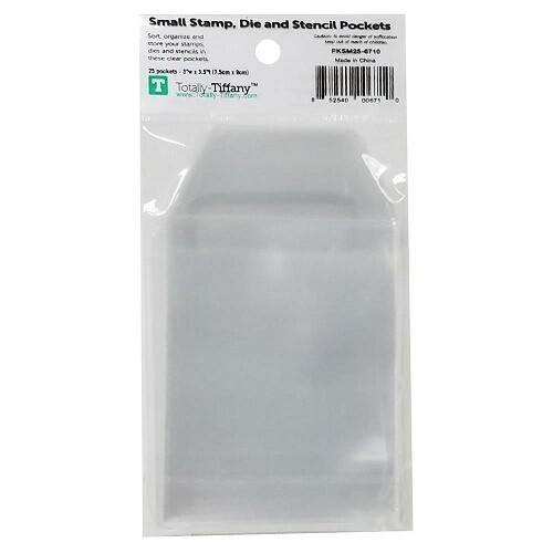 Totally Tiffany - Die Storage Envelopes Small
