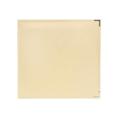 We R Memory Keepers - 12 x 12 D Ring Faux Leather Album
