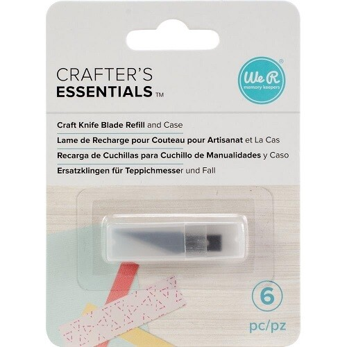 We R Memory Keepers Craft Knife Replacement Blades - 5 Pack