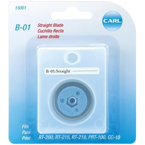 Carl - Replacement Blades - Straight
