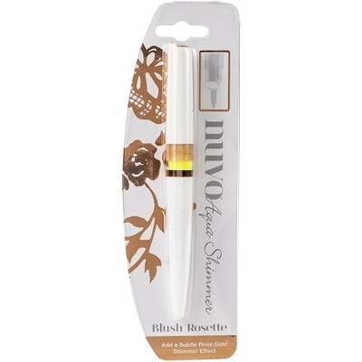 Nuvo - Aqua Shimmer Pen - Rose Gold