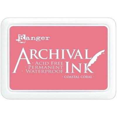 Ranger Ink Size 0 - Coastal Coral
