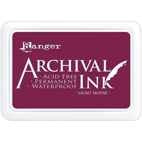 Ranger Ink Size 0 - Light House