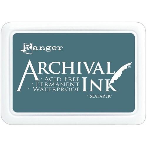 Ranger - Archival Ink Pad - Seafarer #0