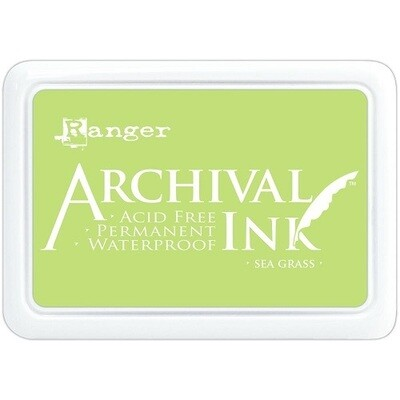 Ranger Ink Size 0 - Sea Grass