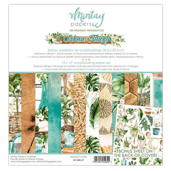 Mintay by Karola -Urban Jungle