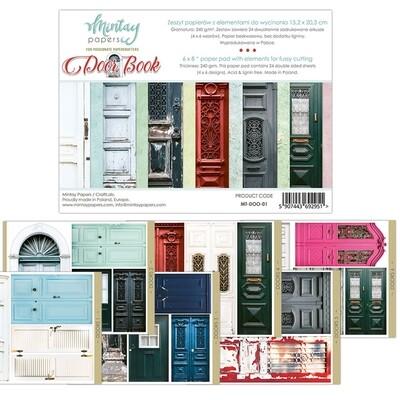 Mintay by Karola - Elements  - Door Book