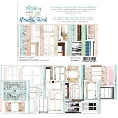 Mintay by Karola - Elements  - Window Book