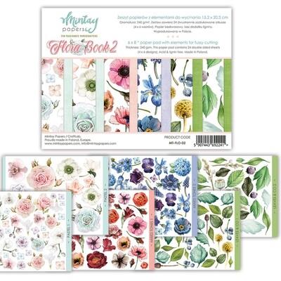 Mintay by Karola - Elements  - Flora Book 2