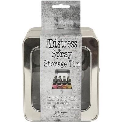 Tim Holtz - Distress Oxide Spray Storage Tin
