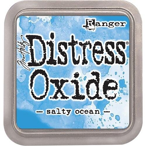 Tim Holtz Distress Oxide - Salty Ocean